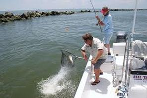 Salt bayou fall transition for North shore fishing report